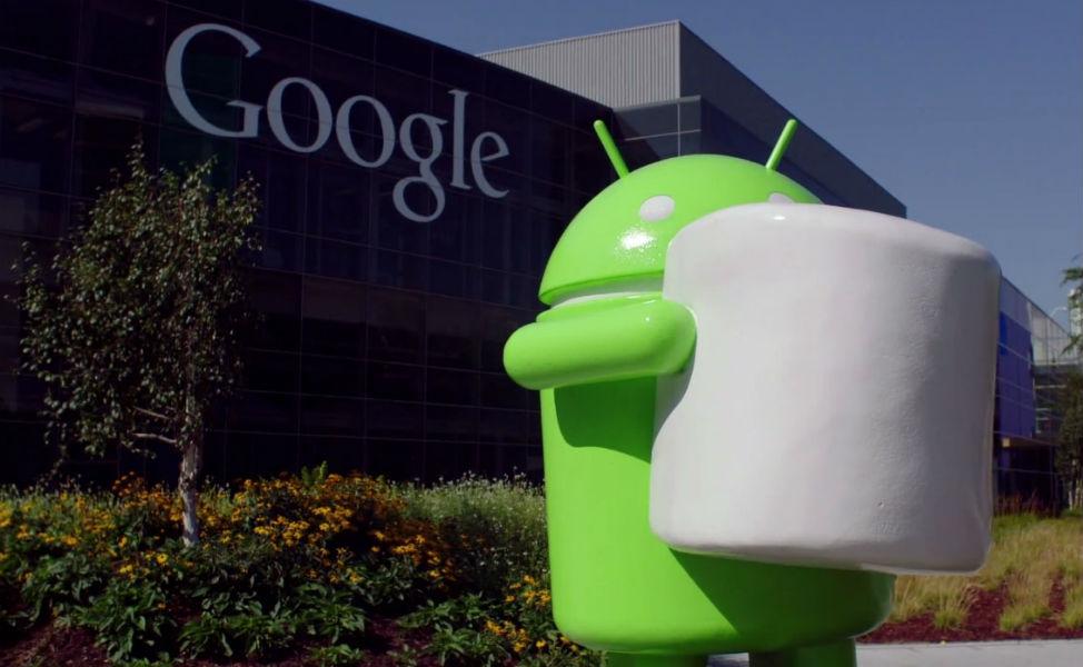 Google Android 6.0 Marshmallow - The TeCake