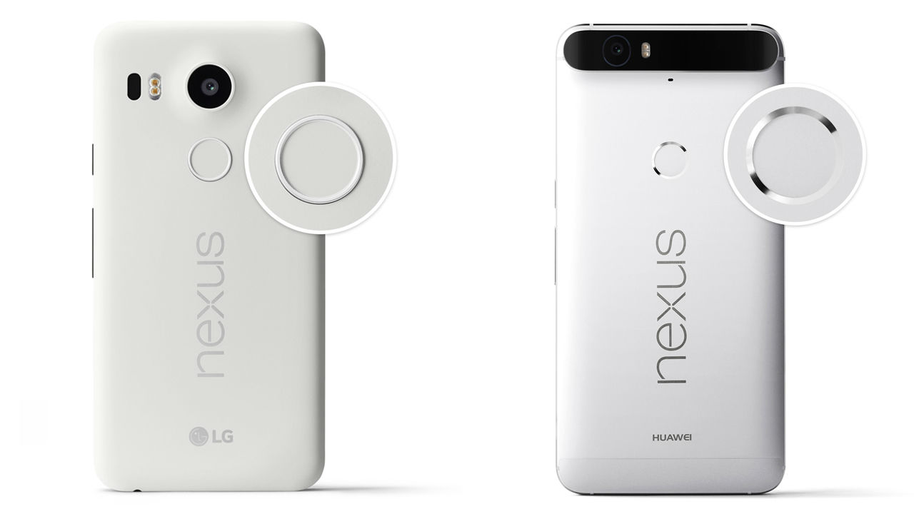 Google LG Nexus 5X and Huawei Nexus 6P - The TeCake