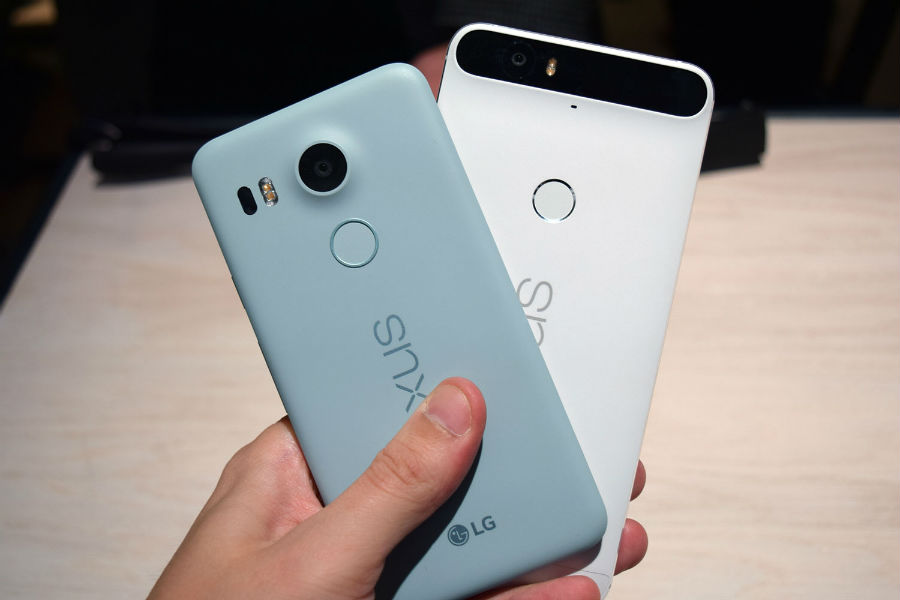 Google Nexus 2015 smartphones - The TeCake