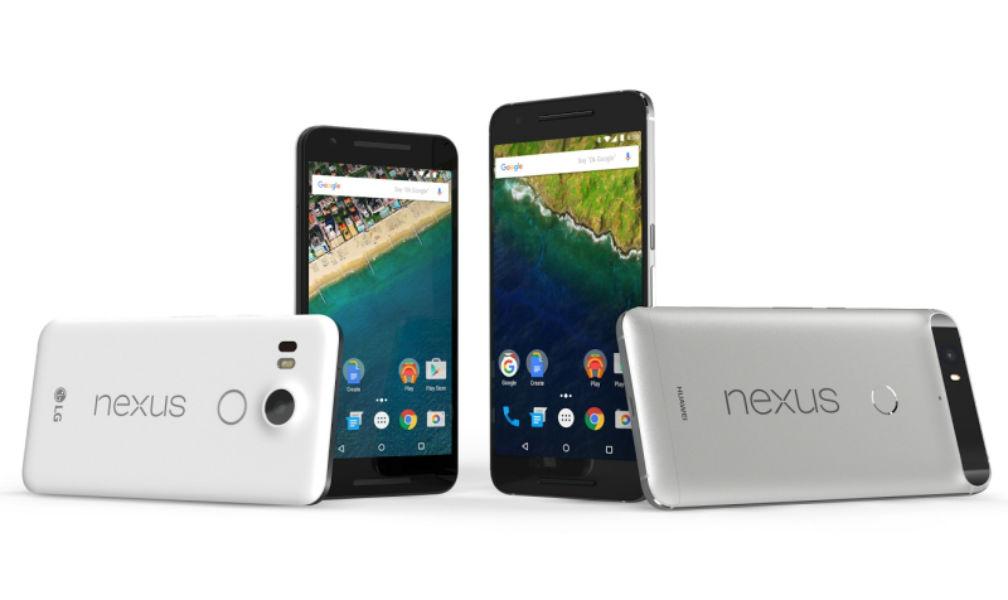 Google Nexus 5X and Nexus 6P - The TeCake