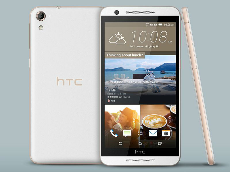 HTC One E9s -The TeCake