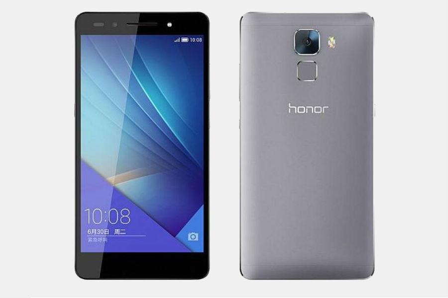 Huawei Honor 7 - The TeCake