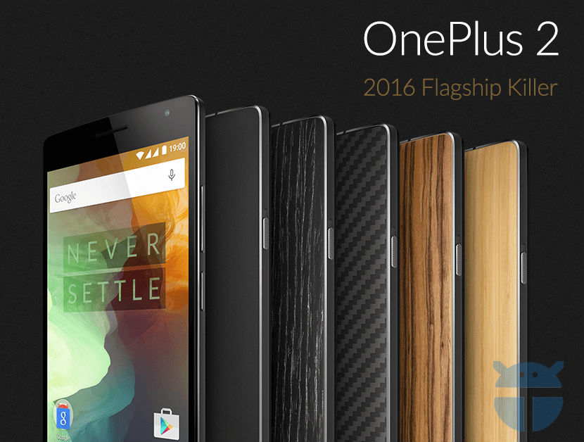 OnePlus 2 - The TeCake
