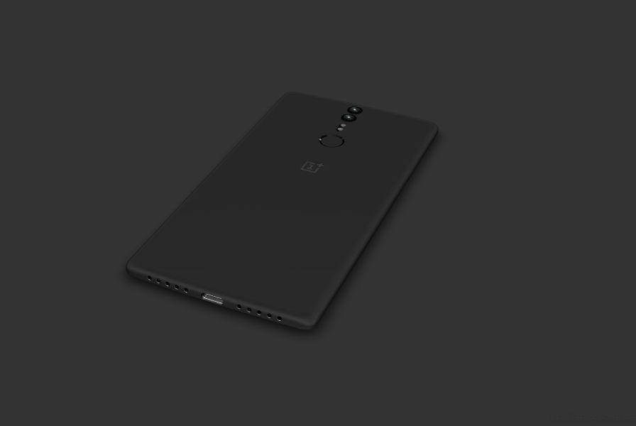 OnePlus smartphone- The TeCake