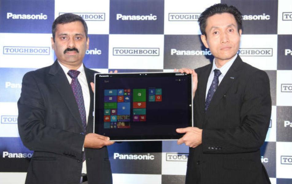 Panasonic Toughpad FZ-Y1 - The TeCake