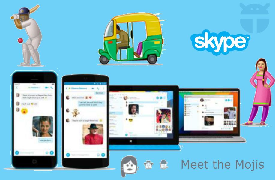 Skype Mojis and emoticons - The TeCake
