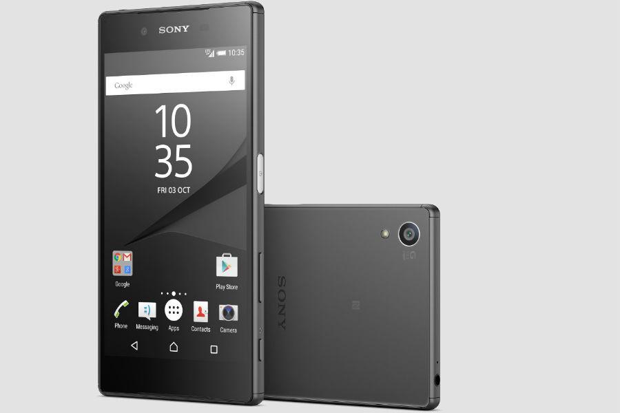 Sony Xperia Dual Z5 - The TeCake