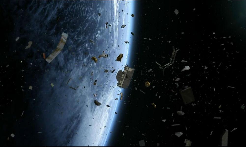 Mysterious space chunk (UFO) to crash near Sri Lanka on Friday, Nov 13
