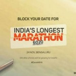 Gionee Marathon M5 invite India - The TeCake