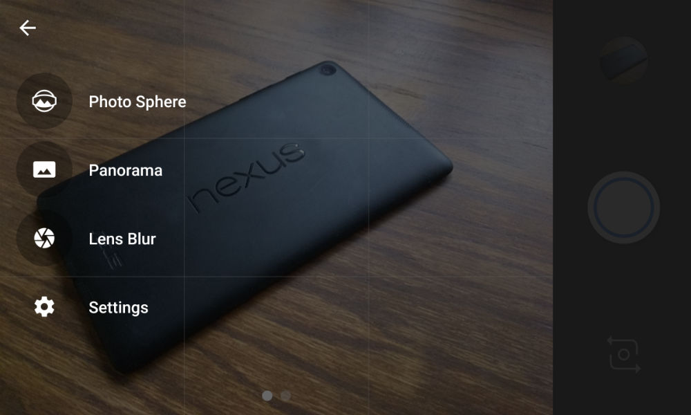 Google Camera app v3.1 - The TeCake