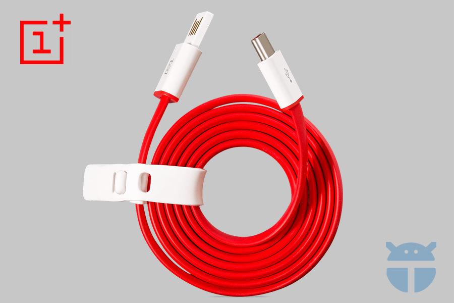 OnePlus Type-C cable - The TeCake