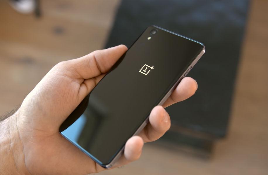 OnePlus X phone - The TeCake