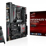 ASUS MAXIMUMS VIII EXTREME MOTHERBOARD