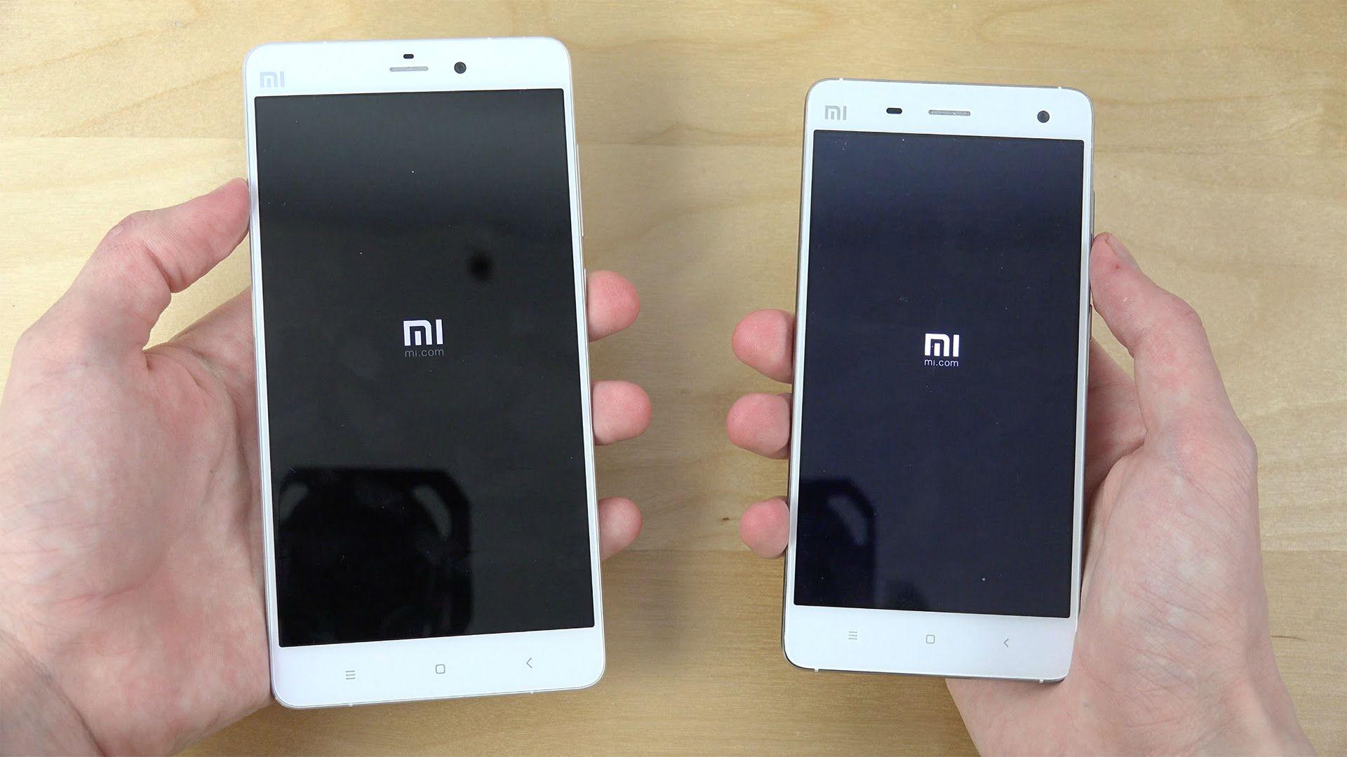 Mi 4 and Mi Note - The TeCake