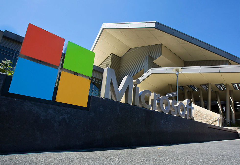 Microsoft Infrastructure -The TeCake