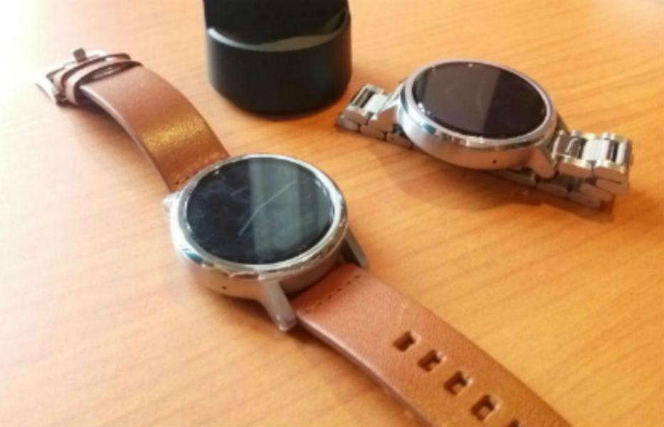 Moto 360 2nd Gen smartwatch - The TeCake