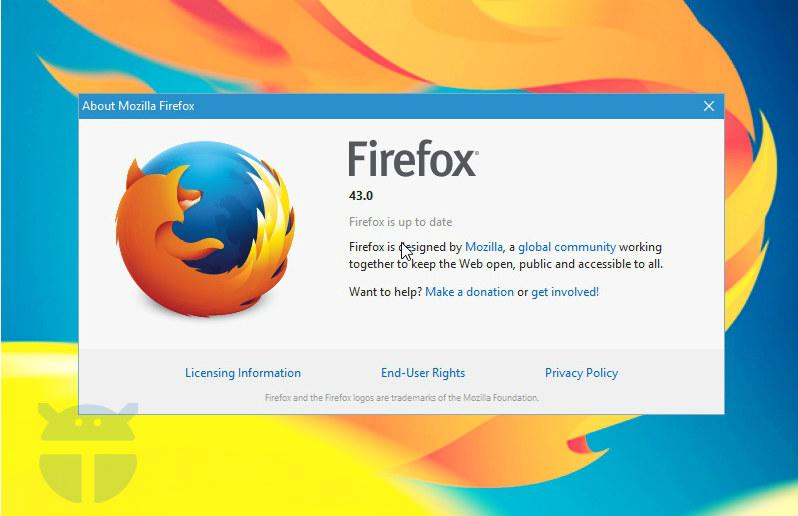 Mozilla Firefox - The TeCake