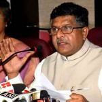 Ravi Shankar Prasad Minister - The TeCake