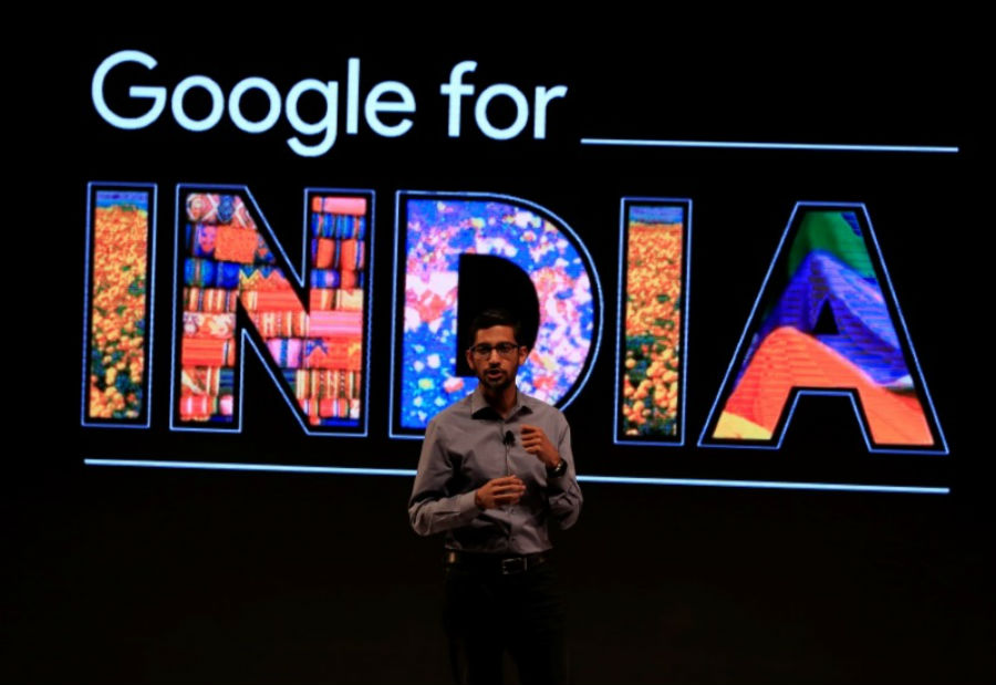 Sundar Pichai - Google for India - The TeCake