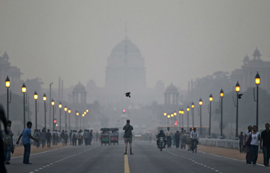 Air Pollution in Delhi to rise further from today
