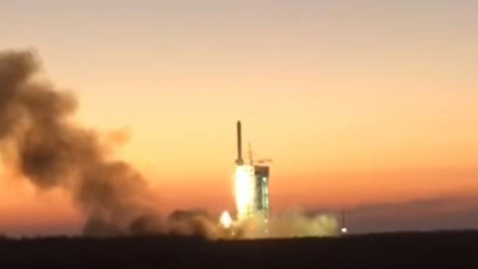 China's first satellite
