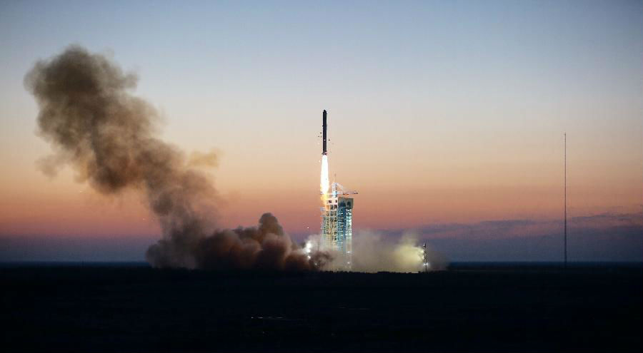 China receives first data from DAMPE satellite, results expected in six months
