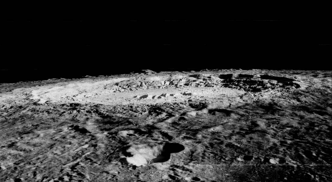 Something mysterious and unexpected found on Moon