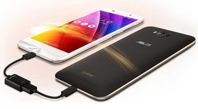 ASUS ZenFone Max smartphone - The TeCake