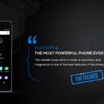 Yu Yutopia smartphone