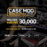 Case Mod World Series 2016 Cooler Master - The TeCake