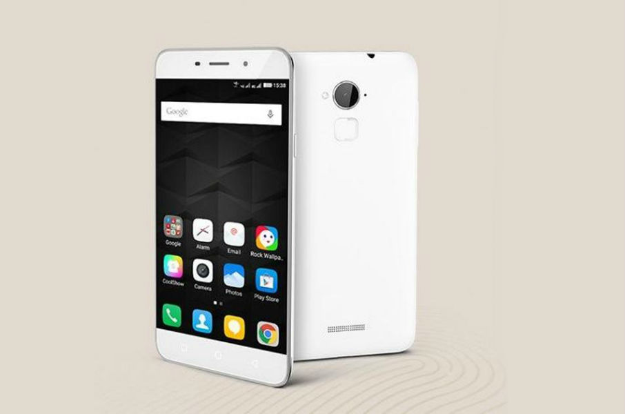 Coolpad Note 3 Lite - The TeCake