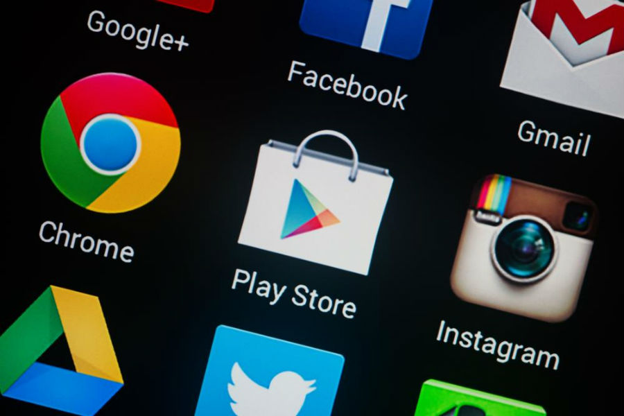 Google Play Store - The TeCake