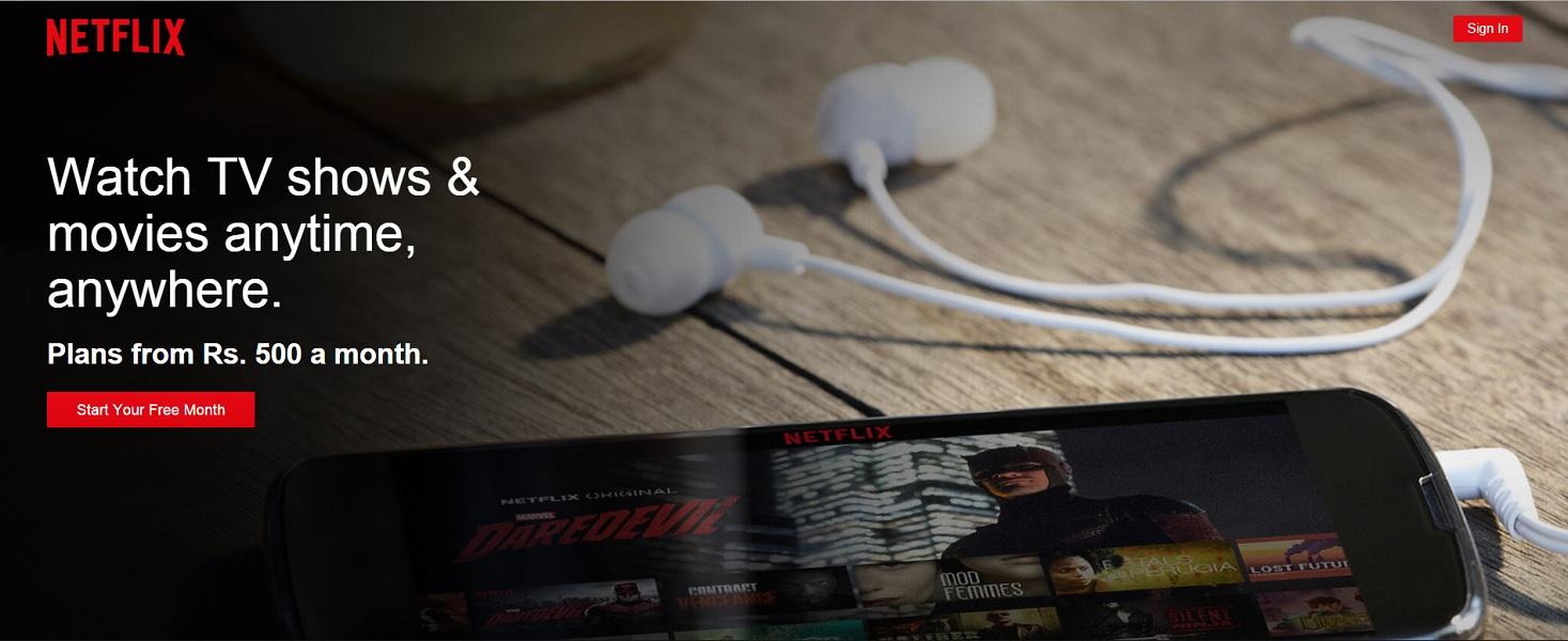 Netflix India - The TeCake