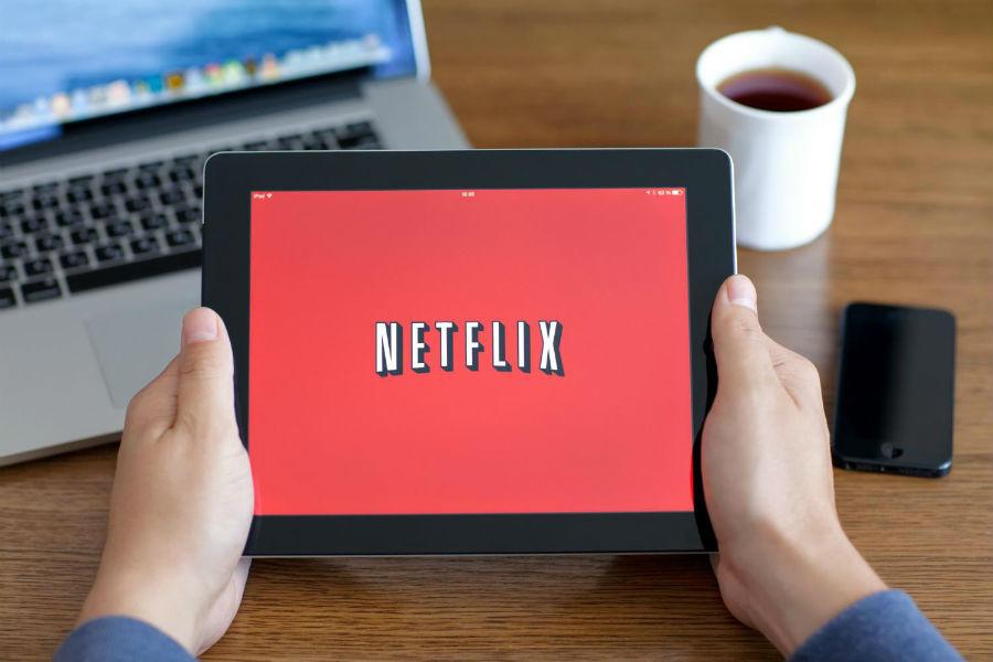Netflix tablet - The TeCake