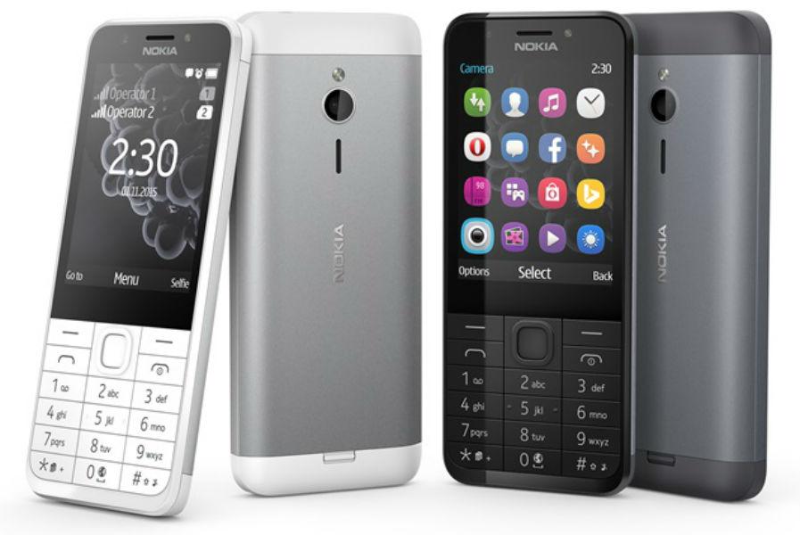 Nokia Lumia 230 - The TeCake