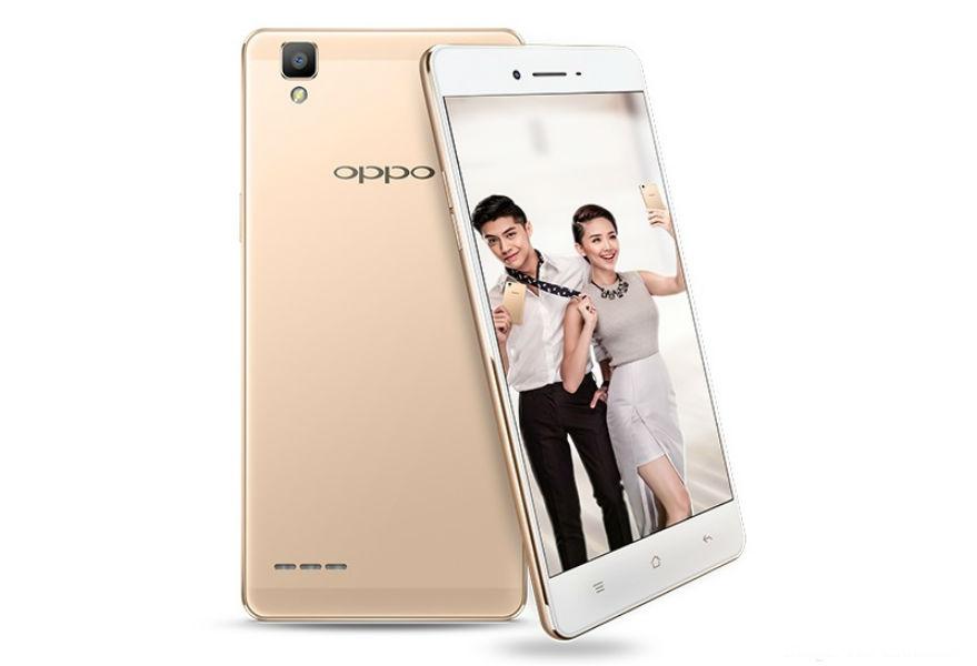Oppo F1 smartphone - The TeCake