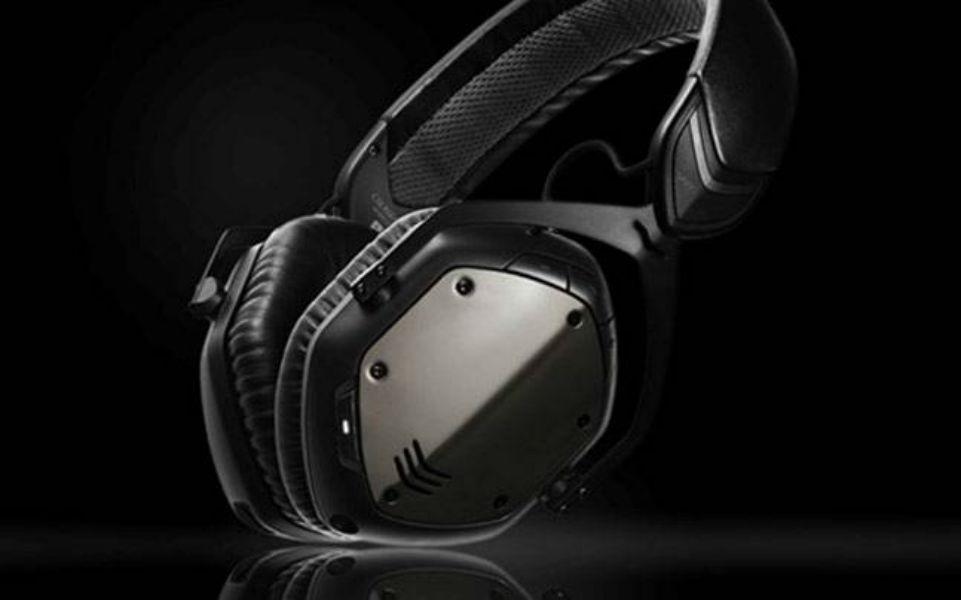 V-Moda Crossfade Wireless headphones- The TeCake