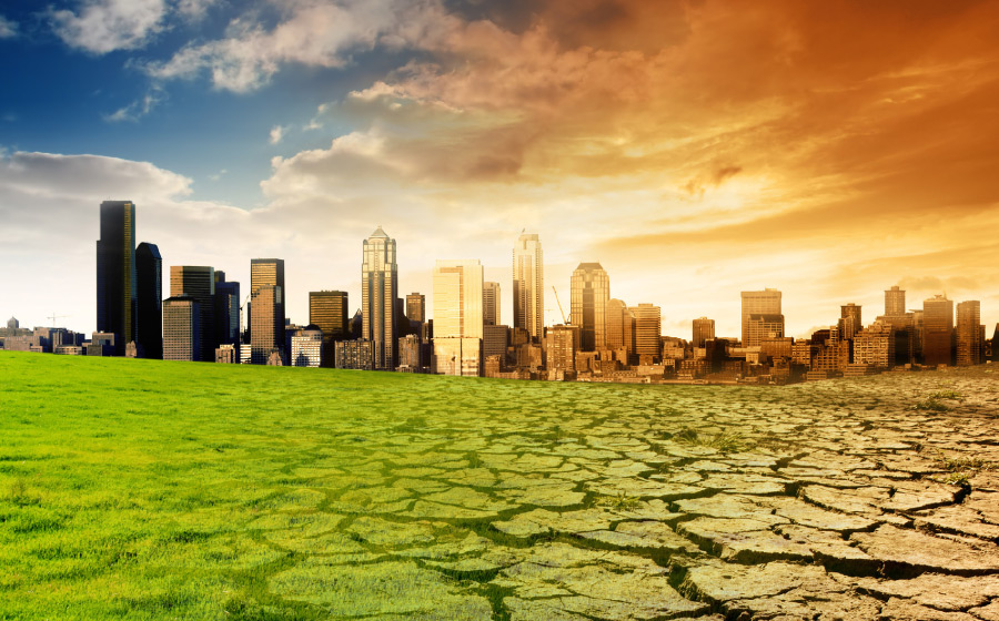 Man-made activities to blame for unprecedented climate changes and global warming