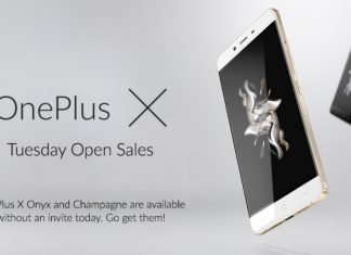 OnePlus X smartphone goes on open sale for one day