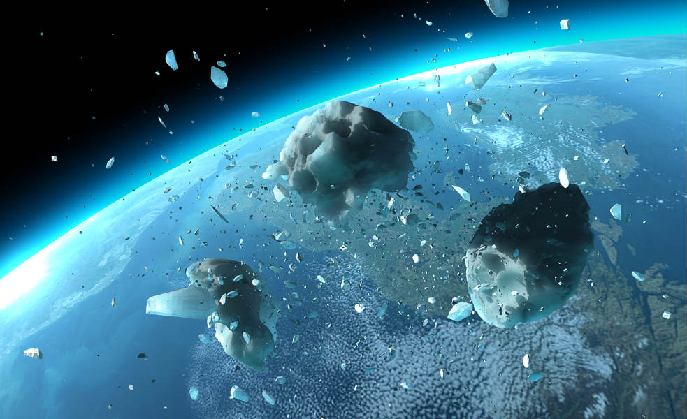 Scientists create artificial comet to decode how life originated on Earth