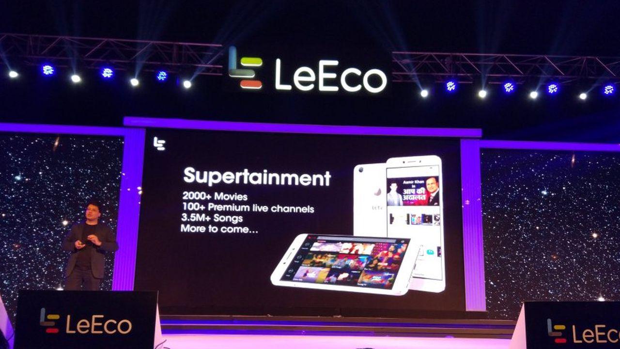 LeEco Le 1s Eco launch