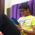 16-Yr-Old Raghav Chandak suffering from cancer scores 95.8% in ICSE