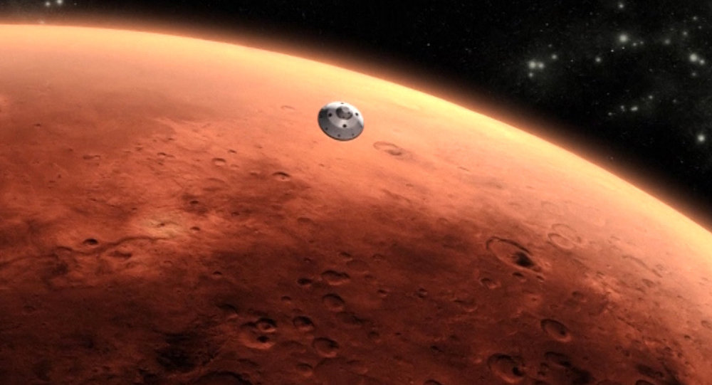 NASA's SOFIA detects Oxygen on the Mars after four decades