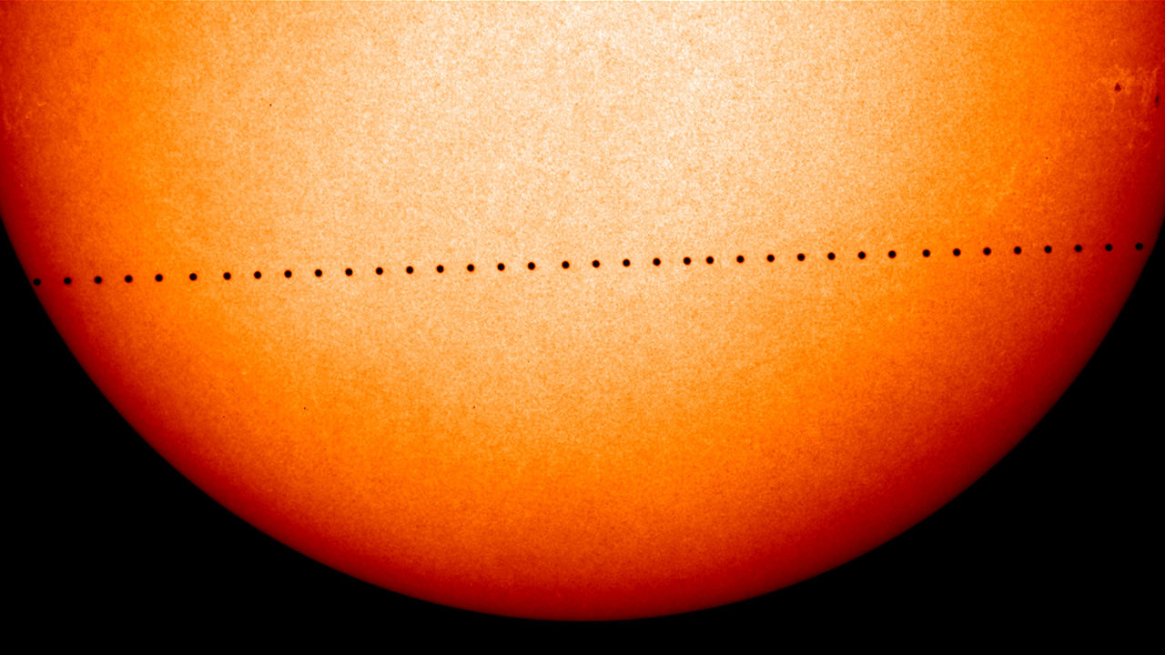 Mercury transit to occur on Monday, it will be stunning to watch