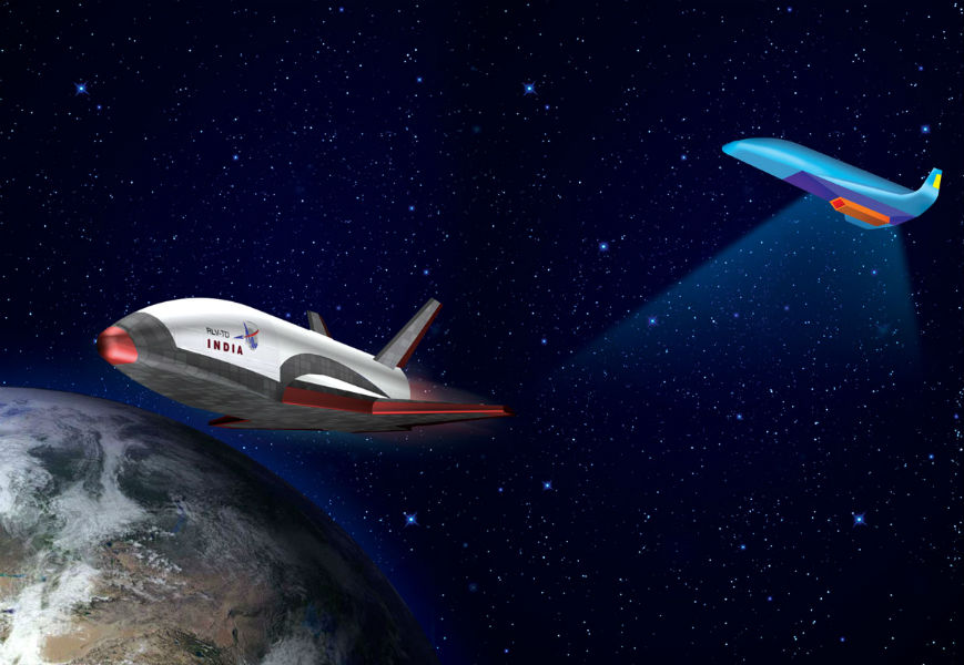 ISRO to test Reusable Launch Vehicle which will bring down the launch cost by several folds