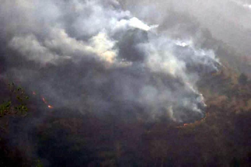 Raging Uttarakhand fire affecting glaciers to melt faster; can disrupt lifeline