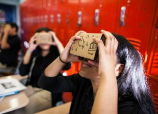 Google Expeditions App for Virtual Reality trips