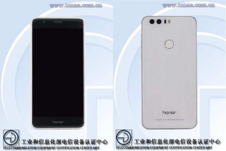Huawei Honor 8 TENNA