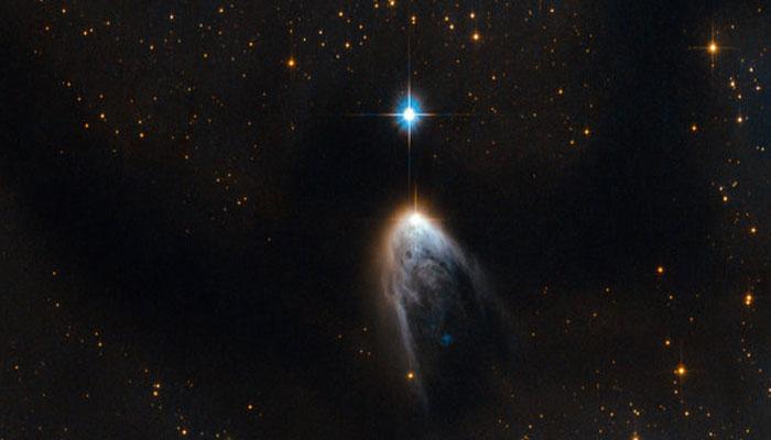 IRAS 14568-6304 star