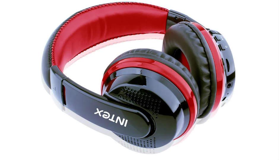 Intex Desire BT Bluetooth headphone